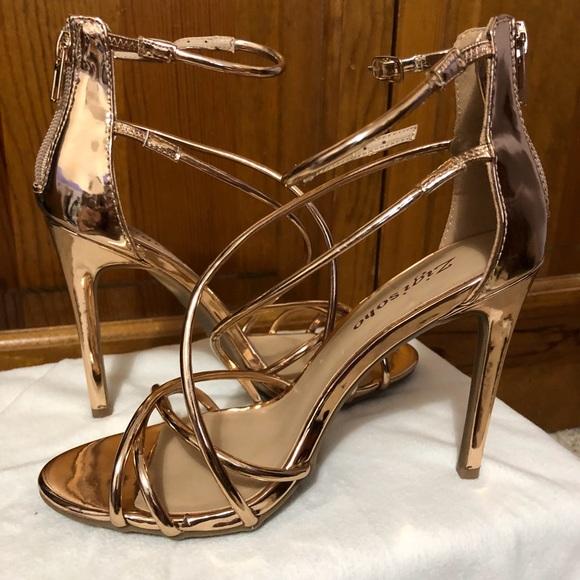 c662301c7be8 ASOS Shoes - Zigi Soho Blaker Strappy Heels